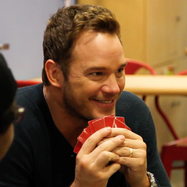 Chris Pratt & Exploding Kittens