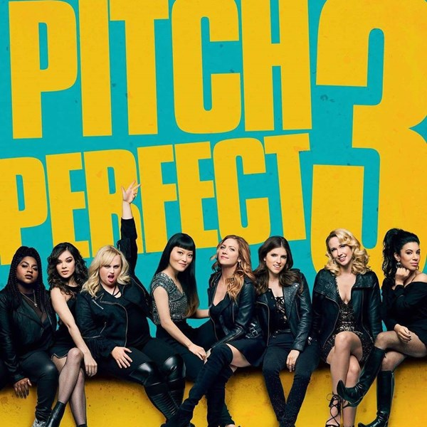 Studio Sneak Peeks: Pitch Perfect 3