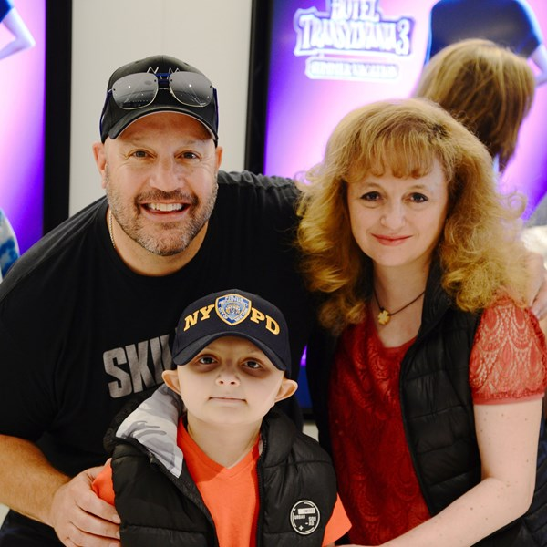 A Trip to Hotel Transylvania with Kevin James