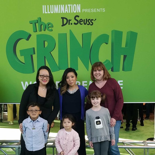 """The Grinch"" World Premiere"