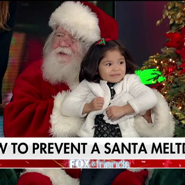 MDC Brings Santa to Fox News