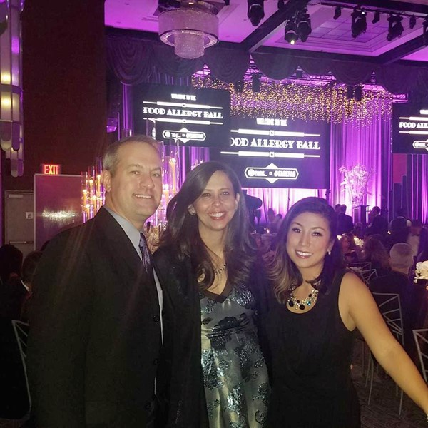 MDC Attends the FARE Gala at Ziegfield Ballroom