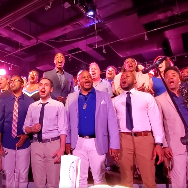 Broadway Inspirational Voices 25th Anniversary Kickoff