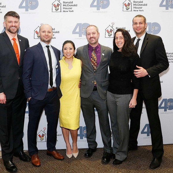 MDC at 2019 RMHNY Gala